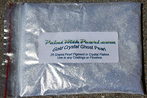 Ice Crystal Pearls