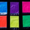 Assortment of 25 Gram Bags of Neon Paint Pigment
