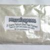 25 gram bag of Platinum Silver Phantom Pearl