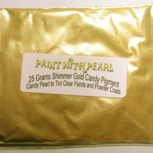 Shimmer Gold Candy Pearl