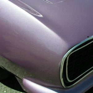 Violet Candy Color Pearls - A Light Purple Metallic Pigment
