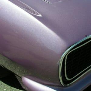 Violet Candy Color Pearls - A Light Purple Metallic Pigment