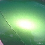 Apple Green Candy Color Pearls Headlight