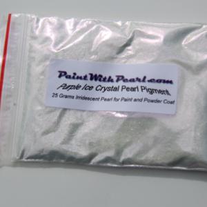 25 gram bag of Purple Crystal Phantom Pearl
