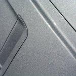 Silver Crystal Phantom Pearl ontop of car