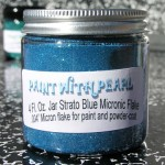Strato Blue Metal Flake