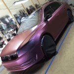 Eclipse Auto Spa Does a Fine Job With the 4739GRBP Gold/Blue/Red/Purple Colorshift Pearls.