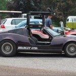 Black Cherry Red Phantom Pearl Car